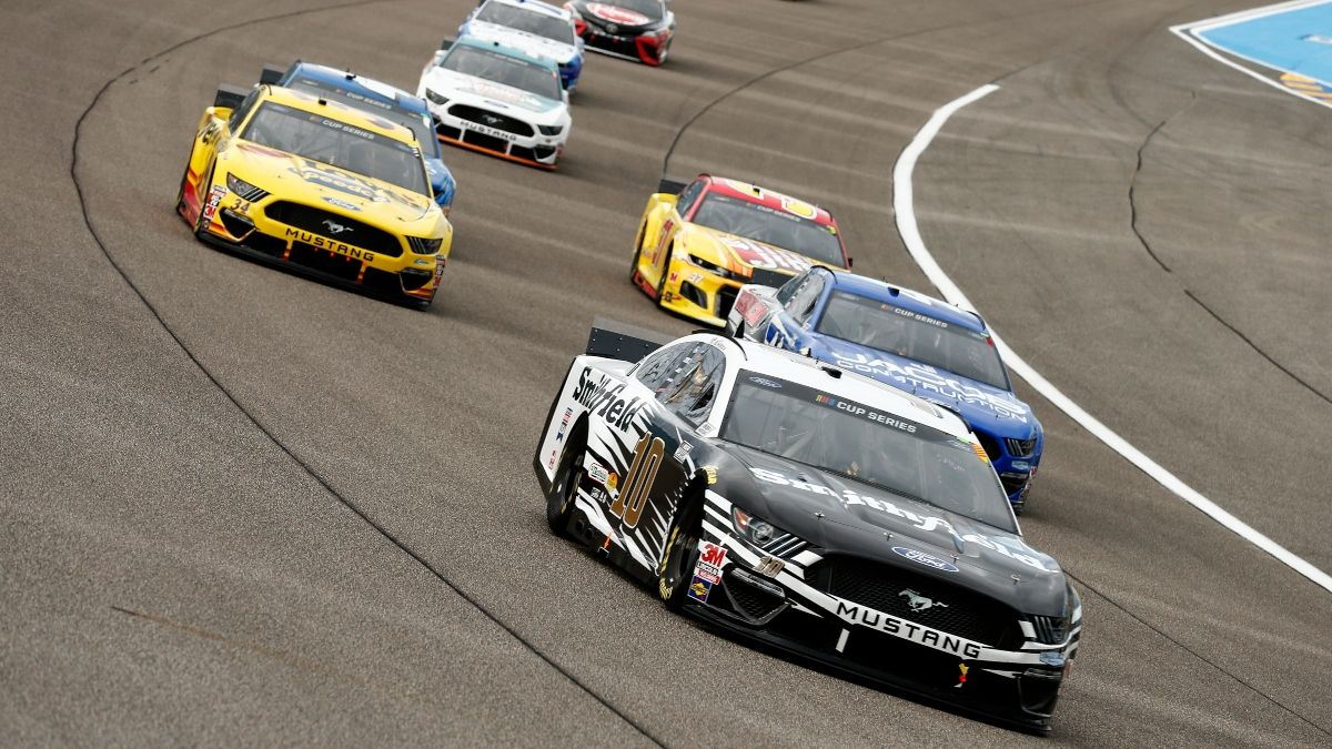 NASCAR at Pocono Odds, Betting Pick: A Top-10 Finish Prop for Saturday's Pocono Organics 325 article feature image