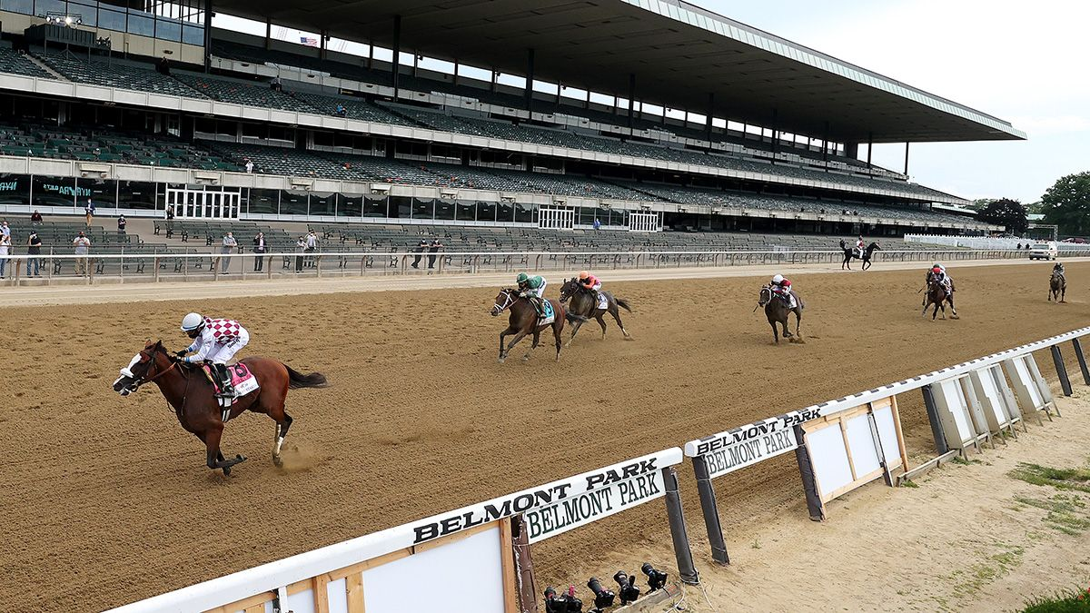 Horse Racing Picks & Best Bets on Sunday: 2 Races to Play at Belmont Park (July 5) article feature image