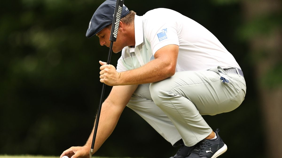 Updated 2020 Rocket Mortgage Odds: Bryson DeChambeau the Betting Favorite at Detroit Golf Club article feature image