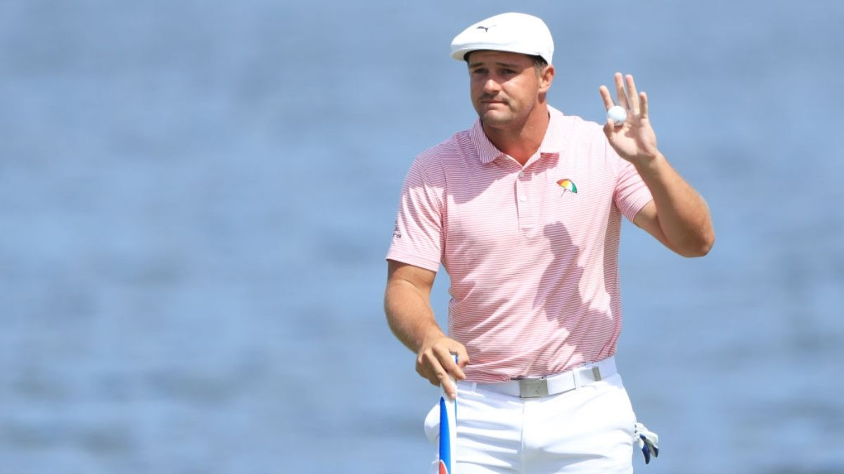 Bryson DeChambeau Odds & Promotion for Rocket Mortgage Classic: Win $100 if Bryson Makes 1 Birdie All Week article feature image