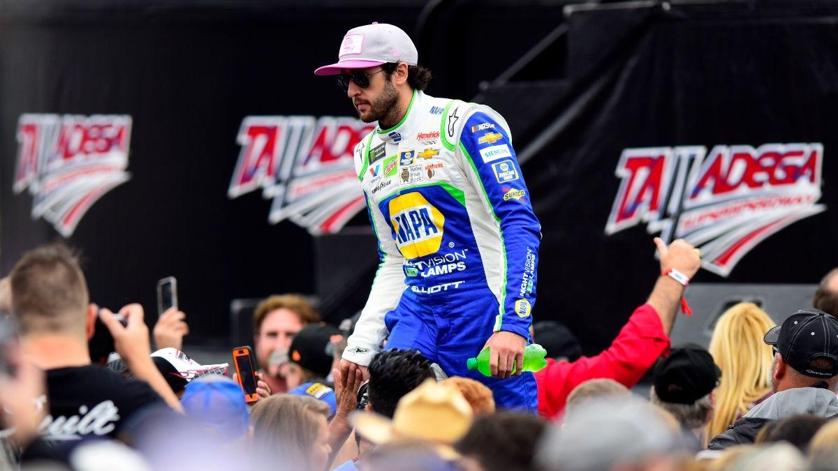 NASCAR Busch Clash at Daytona Betting Odds: Chase Elliott & Martin Truex Jr. Lead Tuesday (Feb. 9) Night's Favorites article feature image