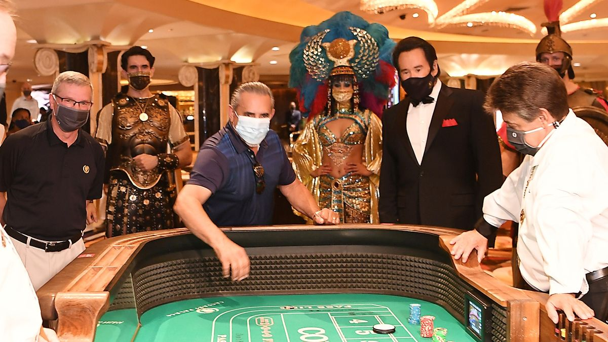 Las Vegas Reopening: Are Casinos Taking an Unnecessary Risk By Not Requiring Masks? article feature image