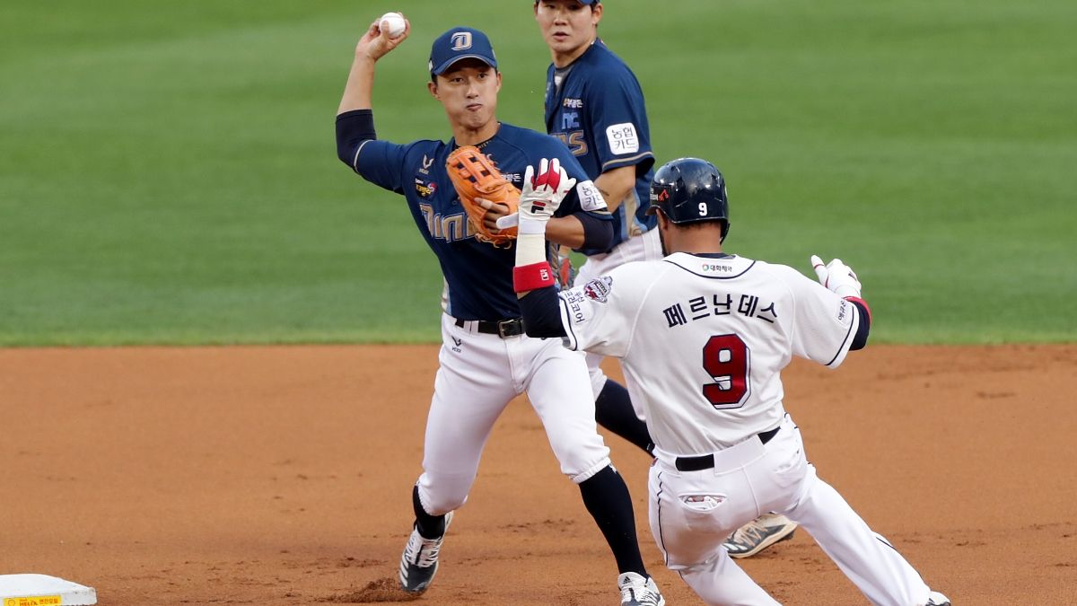 KBO Picks, Predictions, Betting Odds & Model (Tuesday, June 9): Will Bears or Dinos Extend Winning Streaks on Tuesday? article feature image