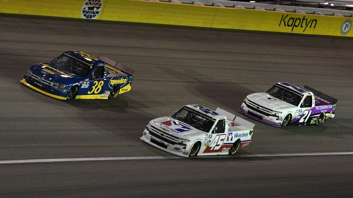 NASCAR Truck Series at Homestead Odds, Pick: A Driver Matchup Bet for Saturday Night's Baptist Health 200 article feature image