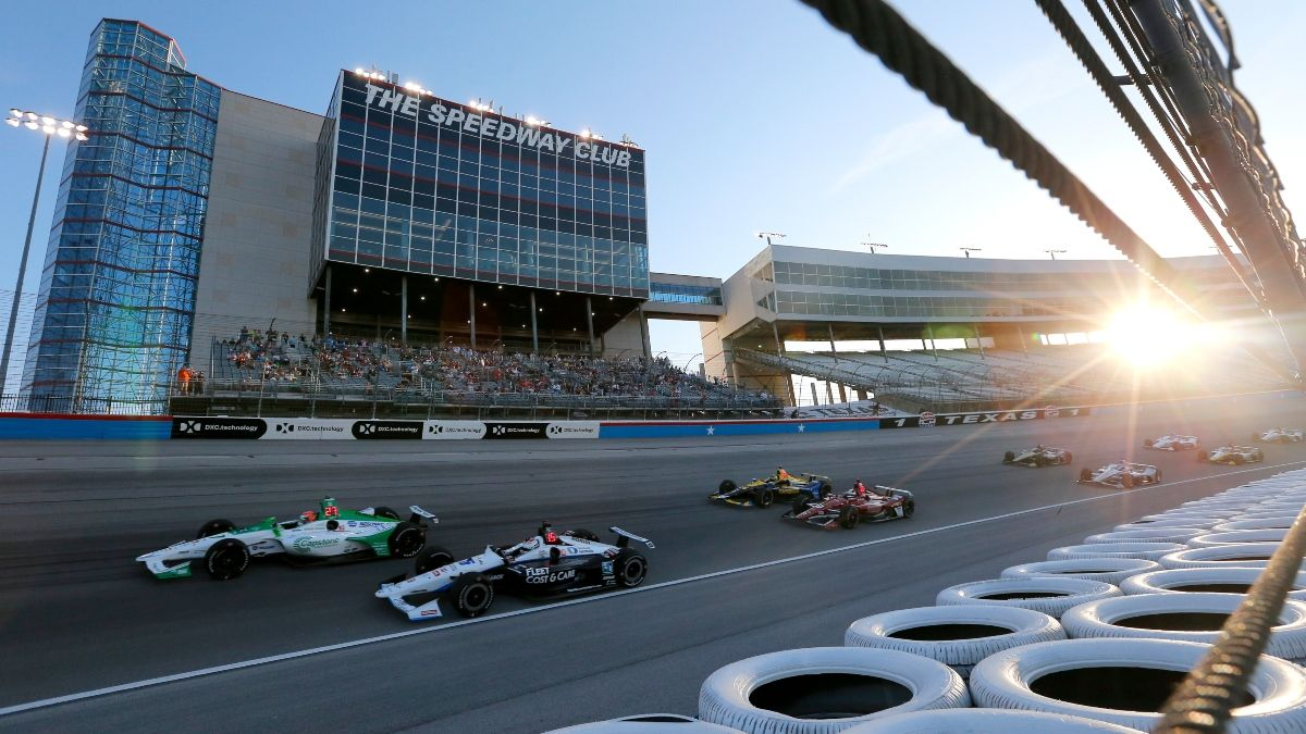 IndyCar at Texas Odds, Best Bets: Picks for Saturday Night's Season-Opening Genesys 300 article feature image