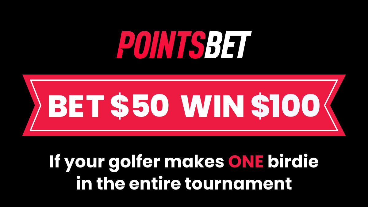 Bet $50 & Win $100 if Your Golfer Makes One Birdie This Week at Colonial article feature image