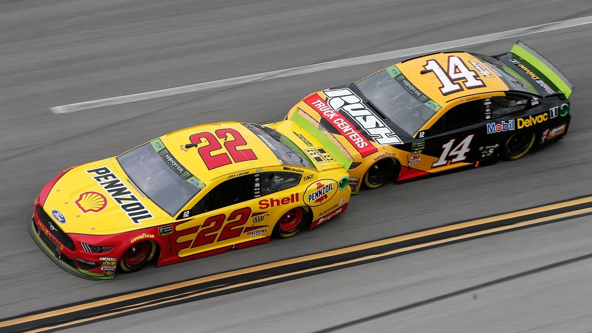 NASCAR at Talladega DraftKings Picks: DFS Strategy & Analysis for Monday's Geico 500 article feature image