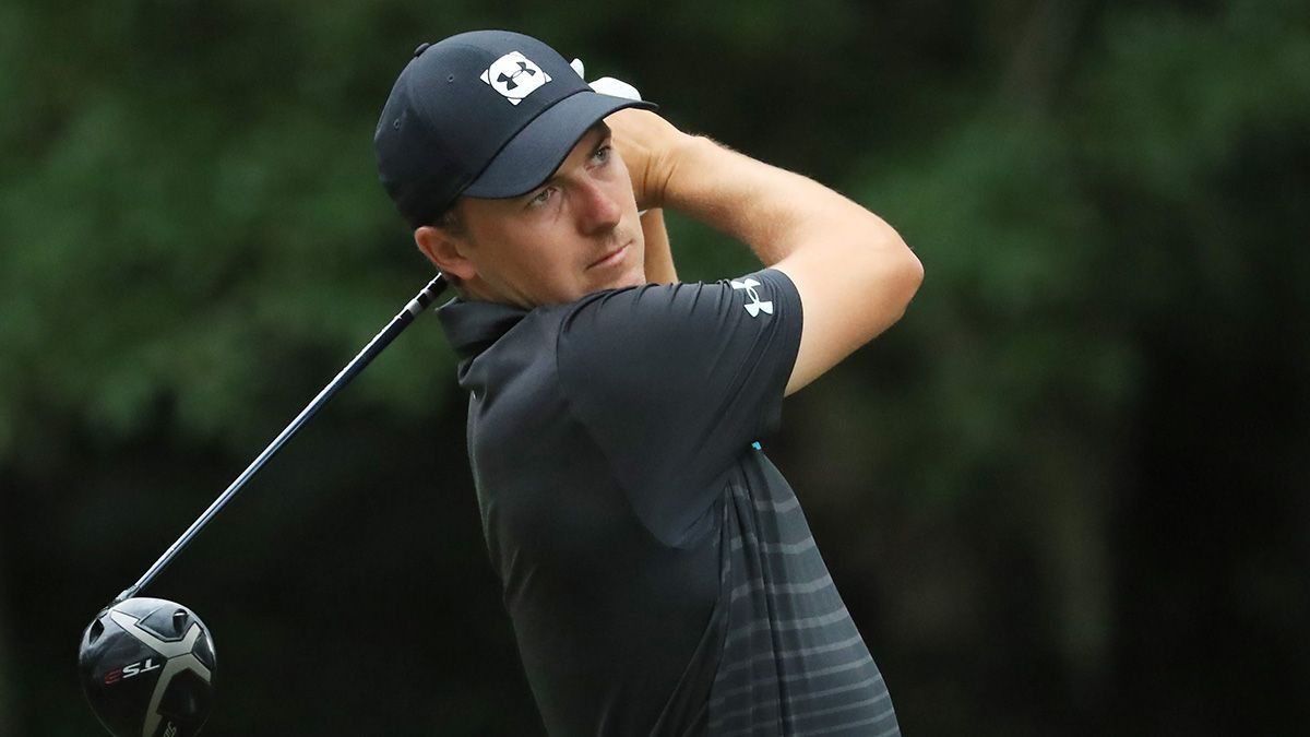New Jersey & Indiana Sports Betting Offers: Win $100 if Jordan Spieth Makes Just ONE Birdie in Final 3 Rounds article feature image
