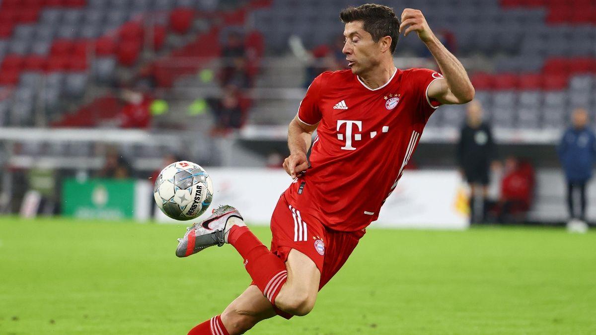 Bundesliga Betting Preview: Borussia Monchengladbach vs. Bayern Munich Odds, Picks and Predictions (Saturday, June 13) article feature image