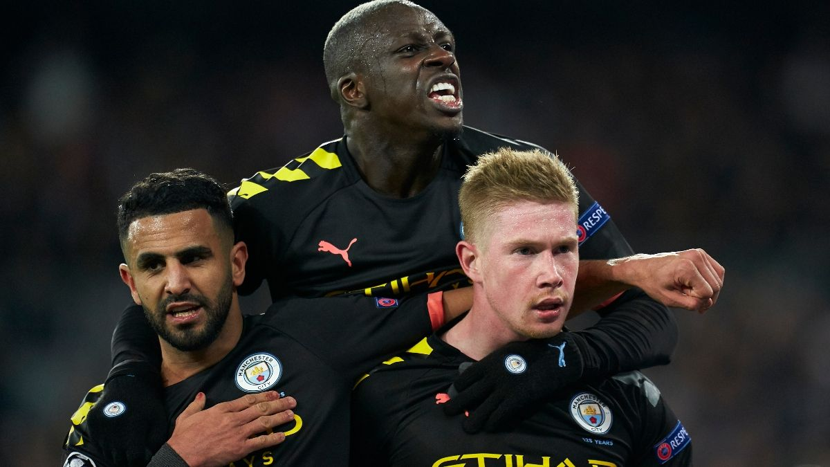 Premier League Odds, Picks & Predictions: Manchester City vs. Arsenal Preview (Wednesday, June 17) article feature image