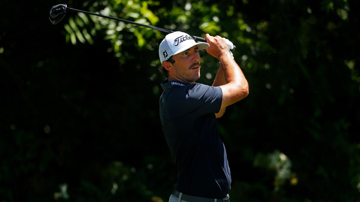 Travelers Championship Bets & Sleeper Picks: Why Max Homa & Doc Redman Are Live Longshots article feature image
