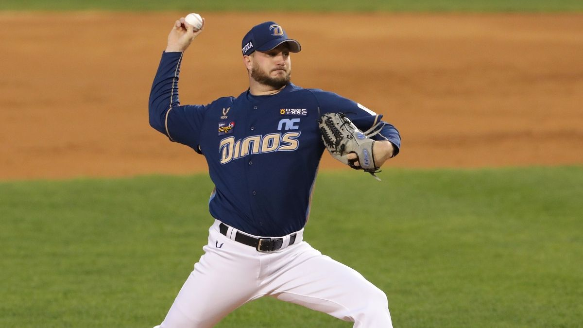 KBO Picks, Predictions, Betting Odds & Model (Thursday, June 11): Can Bears Even Season Series With Dinos? article feature image