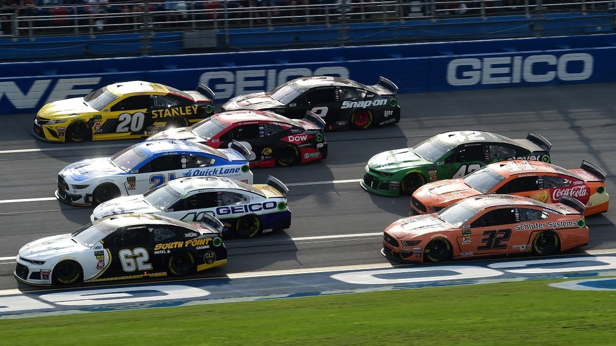 NASCAR at Talladega Odds, Betting Pick: The Prop to Bet for Monday's Geico 500 article feature image