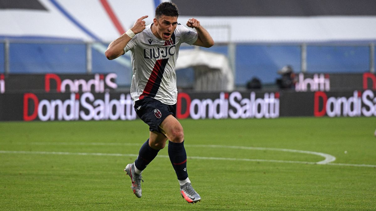 Serie A Picks & Betting Odds: Bologna vs. Cagliari Preview (Wednesday, July 1) article feature image