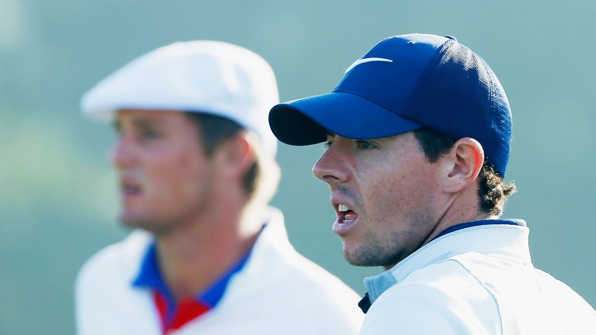 Bryson DeChambeau Over Rory McIlroy and Phil Mickelson: How to Bet the Round 1 PGA TOUR Live Featured Groups article feature image