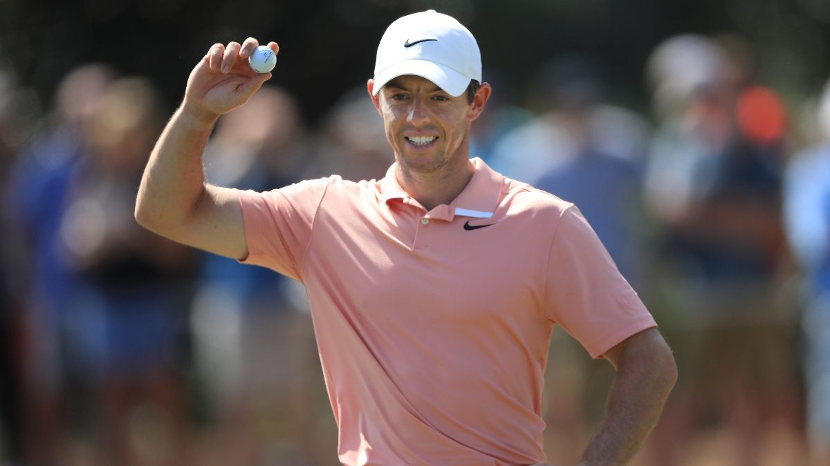 2020 Charles Schwab Challenge at Colonial Odds: Rory McIlroy Favored in PGA TOUR Return article feature image