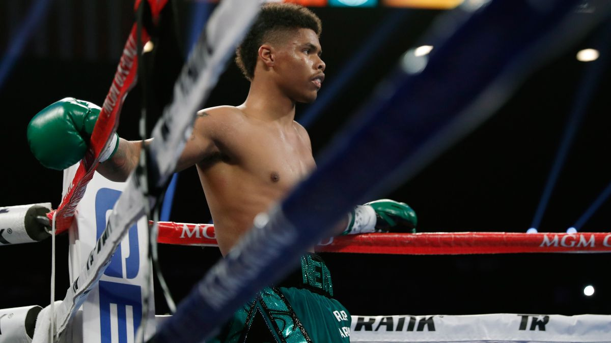 Shakur Stevenson vs. Felix Caraballo Odds, Picks & Prediction: The Smart Way to Bet Boxing's Return article feature image