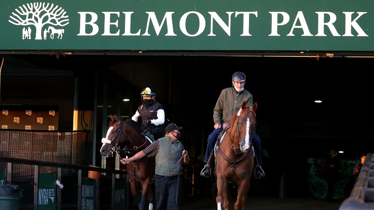 2020 Belmont Odds, Draw, Date and How to Watch: Tiz the Law Pegged as the Favorite article feature image
