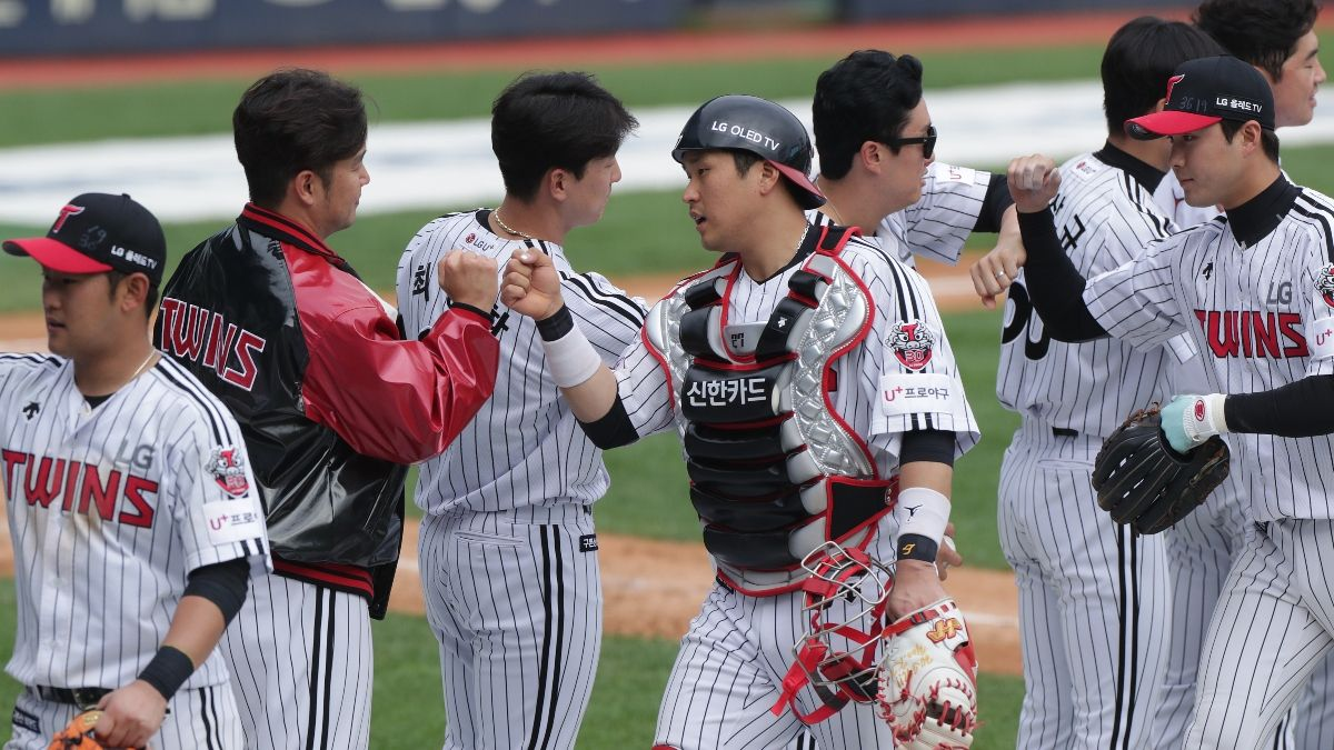 KBO Picks, Predictions, Betting Odds & Model (Saturday, June 6): Can Ramos Power the Twins Past the Heroes? article feature image