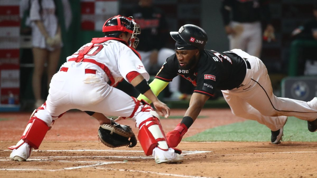 KBO Picks, Predictions & Betting Odds (Thursday, June 18): Back Despaigne, Wiz to Sweep the Wyverns? article feature image