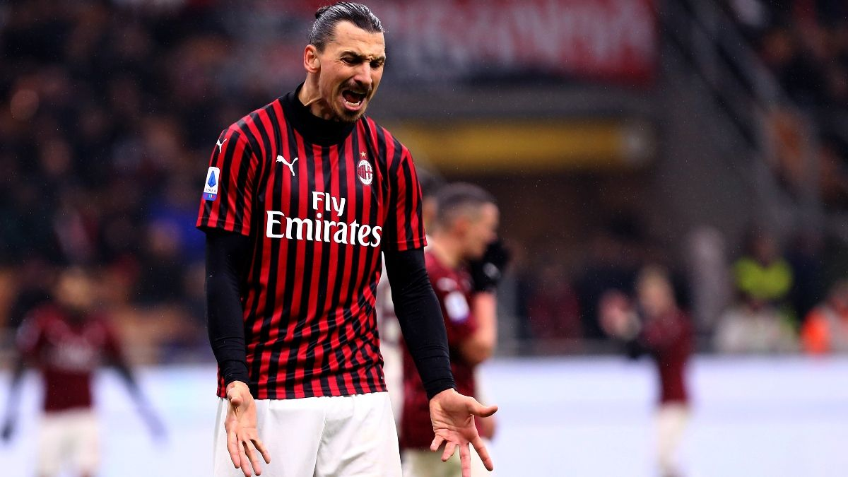 Serie A Odds, Picks, Betting Predictions: AC Milan vs. Lecce Preview (Monday, June 22) article feature image