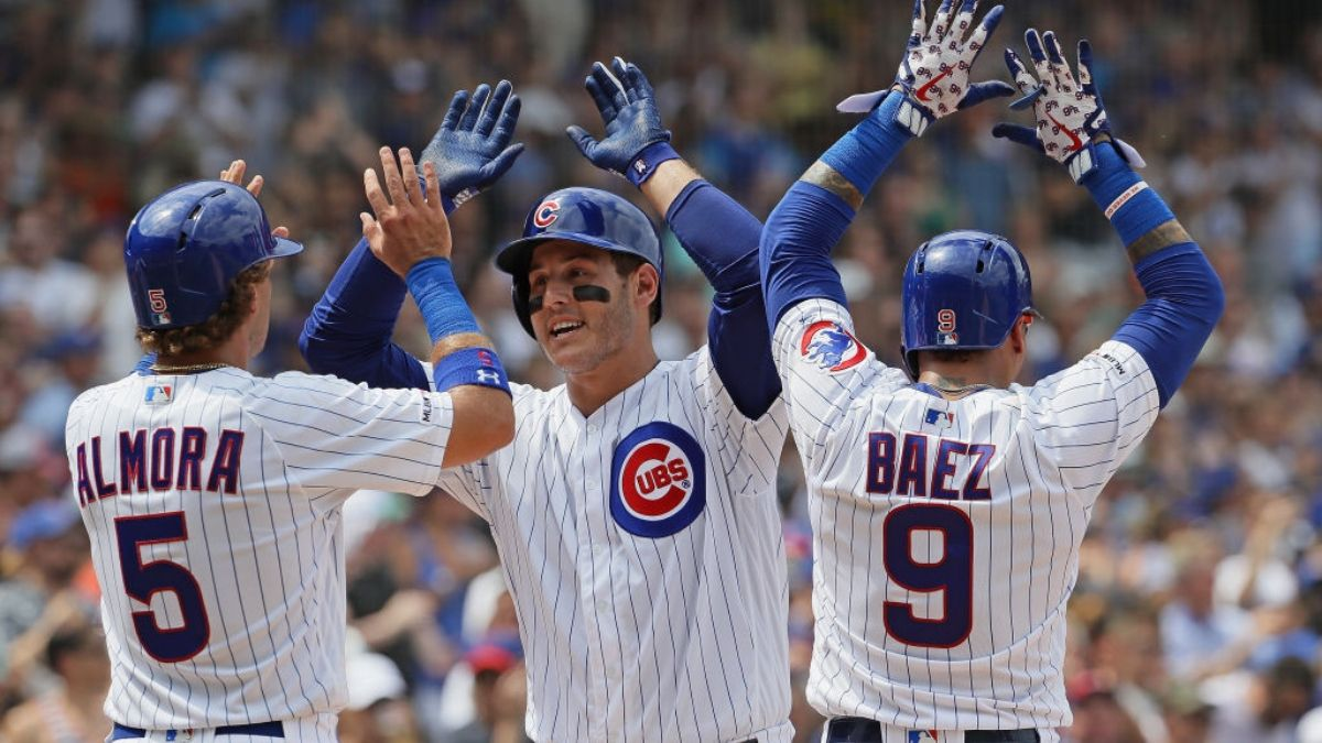 Bet $20, Win $100 if the Cubs Get a Hit vs. the Brewers This Weekend article feature image