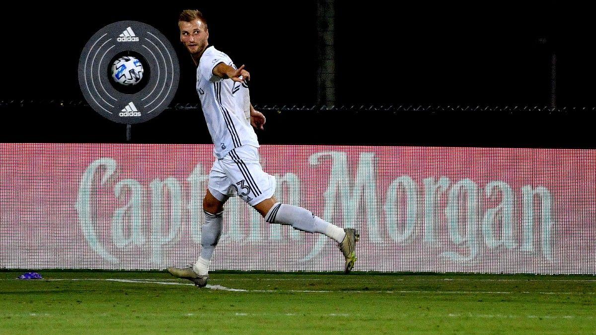 Monday MLS Odds, Picks, Predictions: Philadelphia Union vs. Orlando City (July 20) article feature image