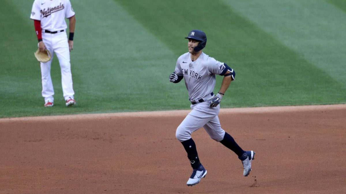 Bet $1, Win $100 if the Yankees or Nationals Hit At Least One Home Run This Weekend! article feature image