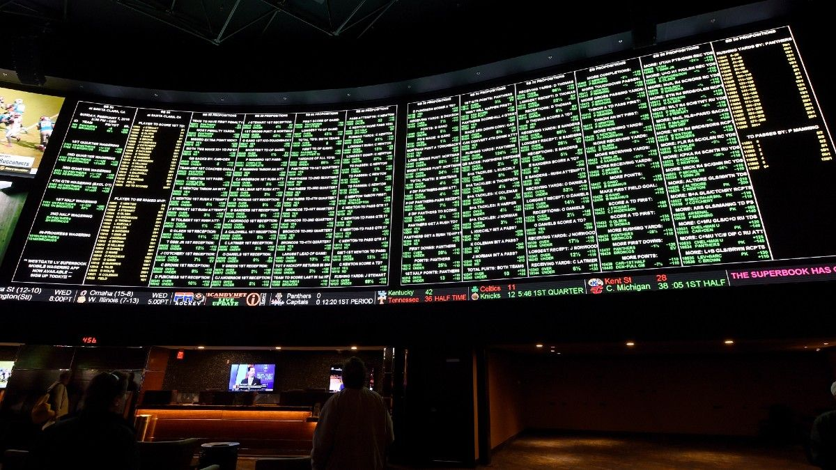Super Bowl Betting in Nevada Sees Drop From 2020 article feature image