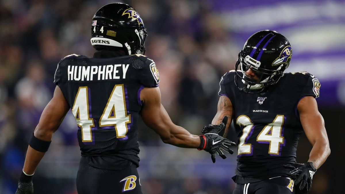 NFL Win Totals: Ravens, Jets, Bengals Are The Best AFC Bets For 2020 article feature image