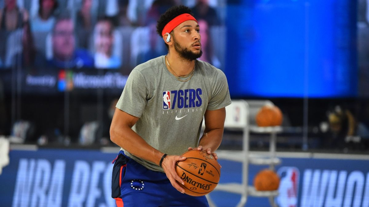 NBA Win Total Betting Odds & Picks: Buy the New-Look 76ers? article feature image