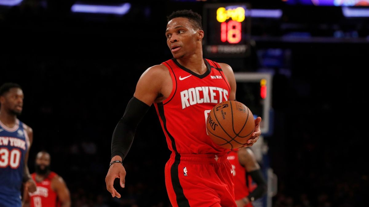 NBA Prop Picks For Sunday: How To Bet Russell Westbrook's Points & Devin Booker Assists article feature image