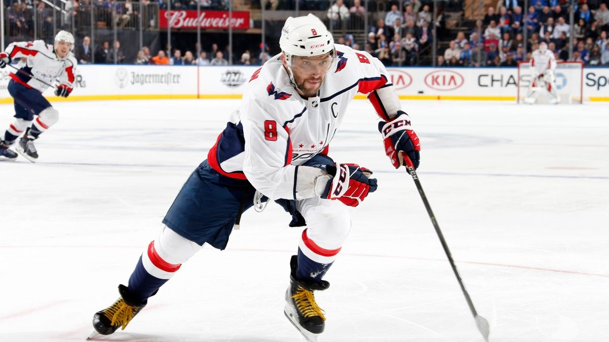 Bruins vs. Capitals NHL Odds & Picks: Why You Should Back Boston to Bounce Back article feature image