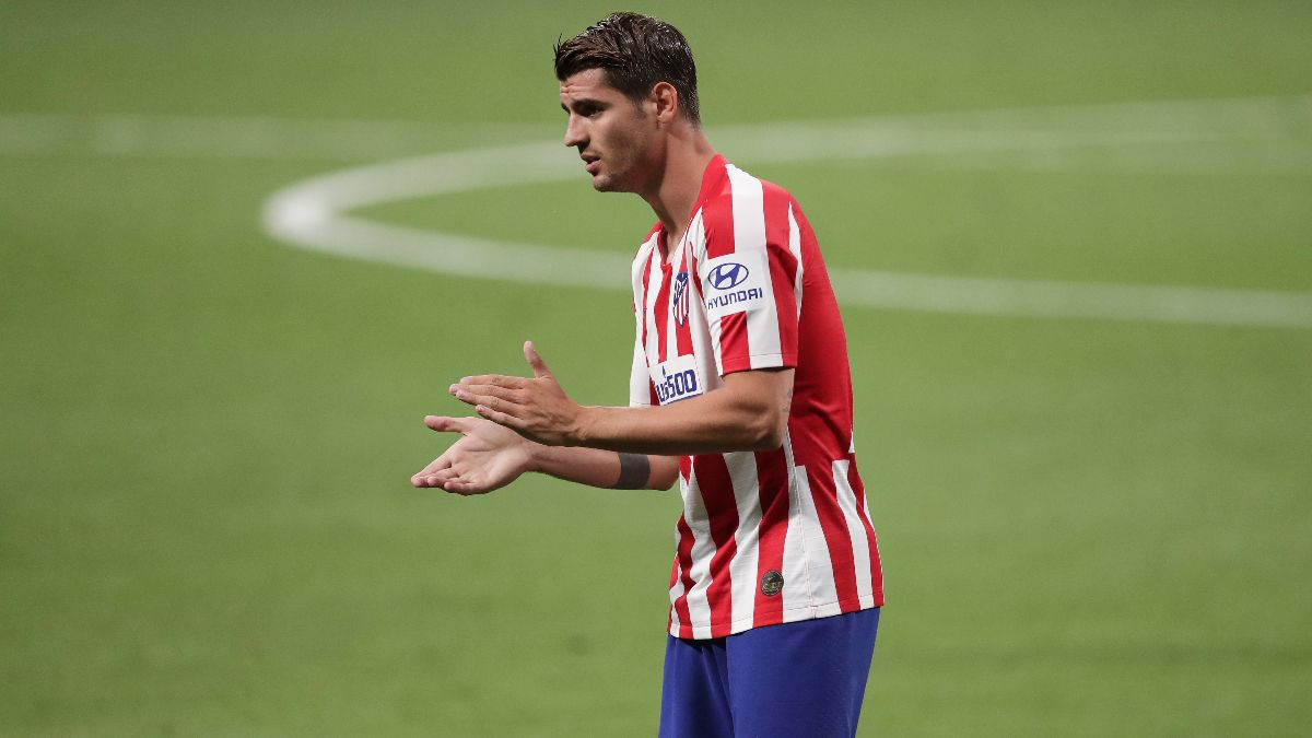 La Liga Betting Picks: Best Bets for Sunday, July 19, Including Atletico Madrid vs. Real Sociedad article feature image