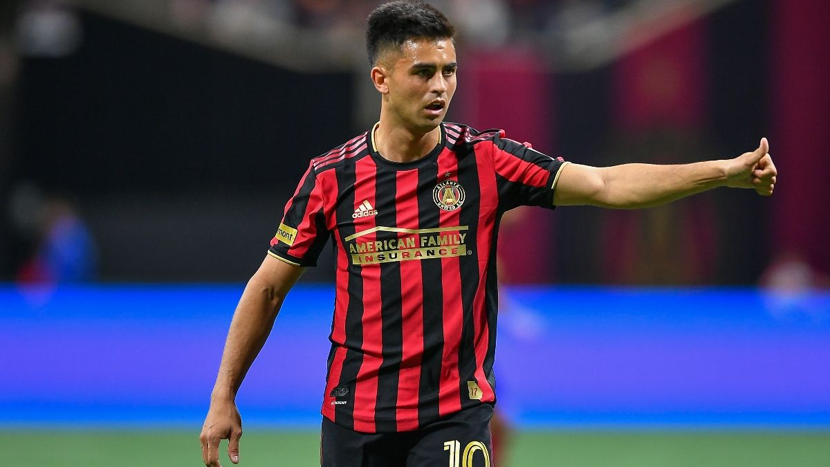 MLS Is Back Odds, Picks and Predictions: How to Bet the New York Red Bulls vs. Atlanta United (Saturday, July 11) article feature image