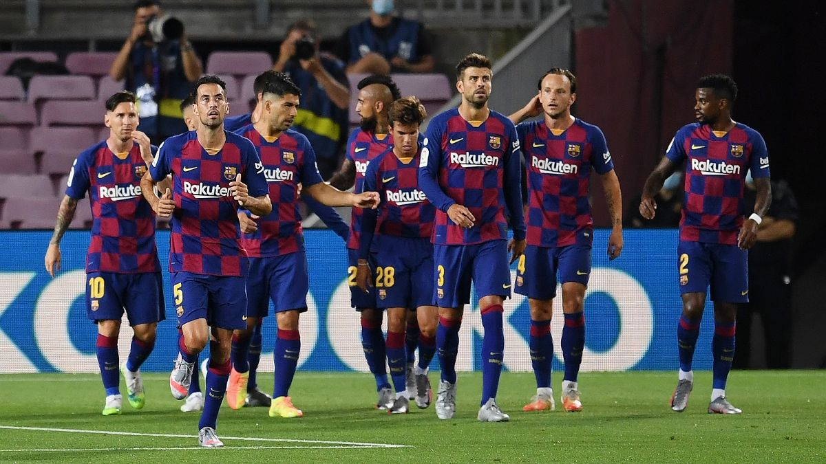 Barcelona vs. Villareal Betting Odds, Pick: Predictions for Sunday's La Liga Match article feature image