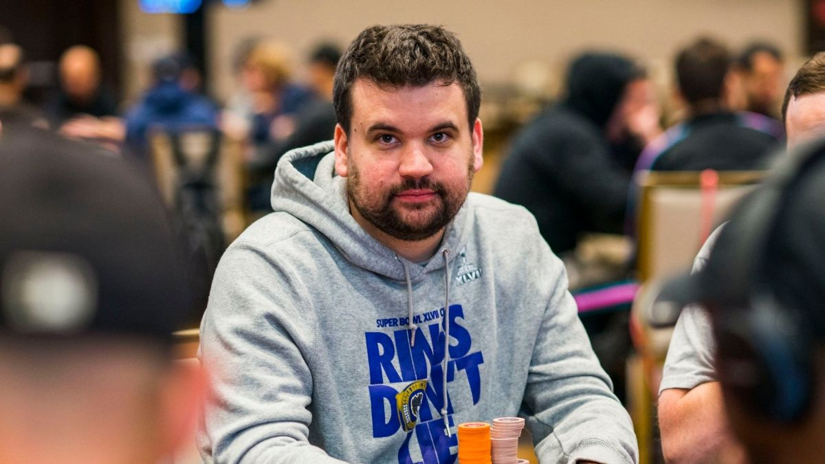 Professional Poker Player Christian Harder on His Career, Sports Betting & More article feature image