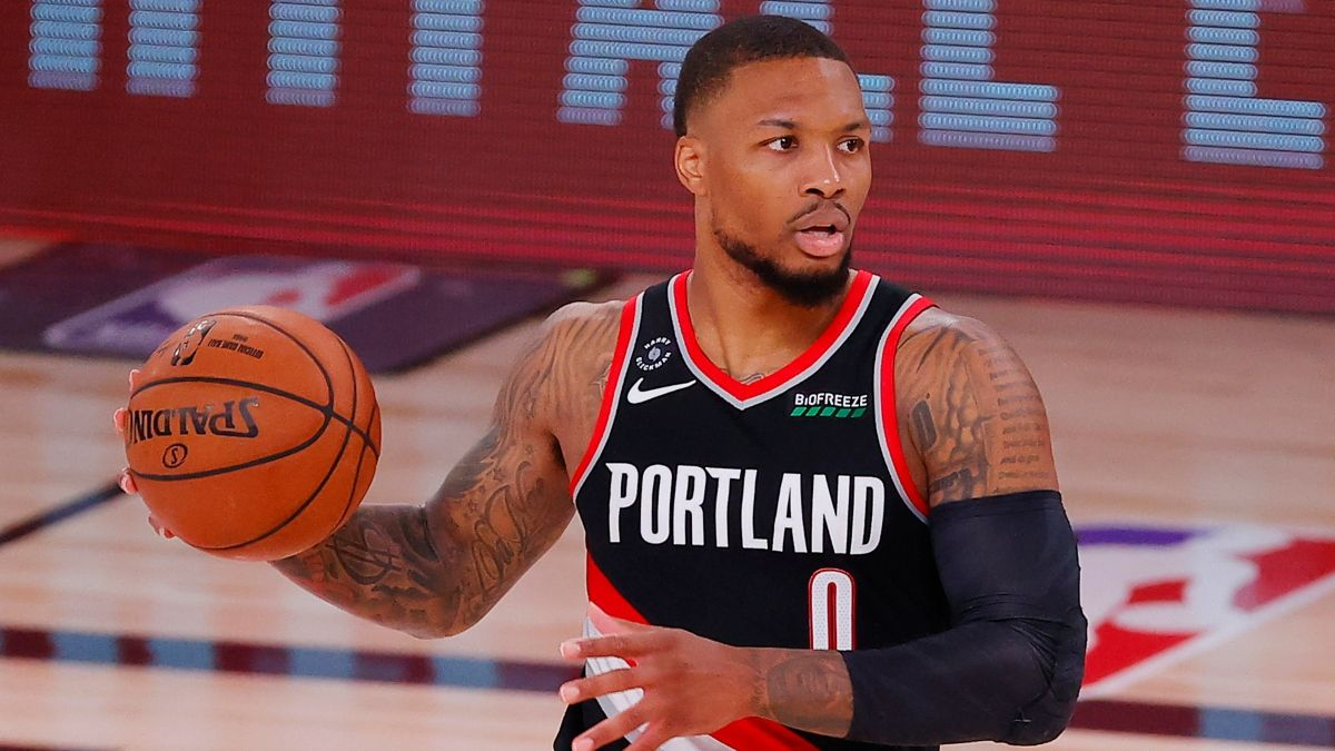 NBA Betting Odds, Picks and Predictions (Tuesday, Aug. 11): Portland Trail Blazers vs. Dallas Mavericks article feature image