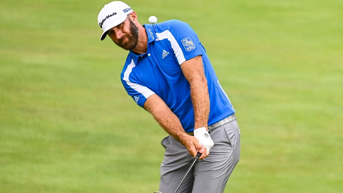 2020 3M Open Odds: Dustin Johnson, Brooks Koepka & Tony Finau the Favorites at TPC Twin Cities article feature image