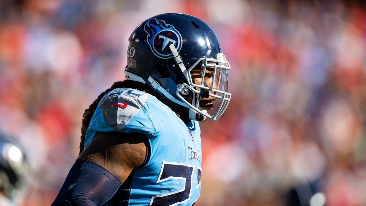 Titans vs. Texans Promo: Bet $1, Win $100 if There's at Least 1 TD! article feature image