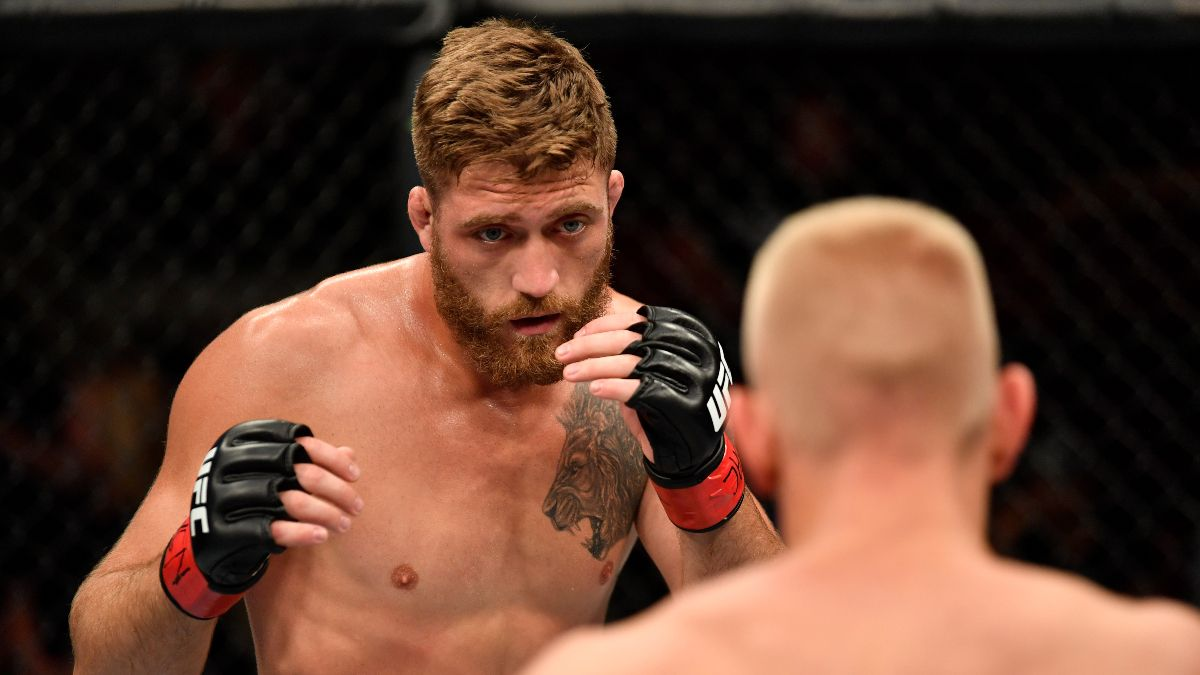 Saturday UFC Fight Night Betting Odds, Projections & Picks: How to Bet All 10 Bouts (August 1) article feature image
