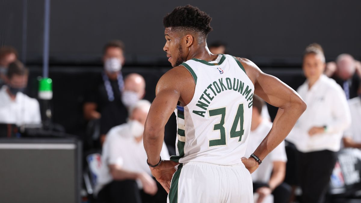 Tuesday NBA Betting Odds, Picks & Predictions: Nets vs. Bucks Preview (August 4) article feature image