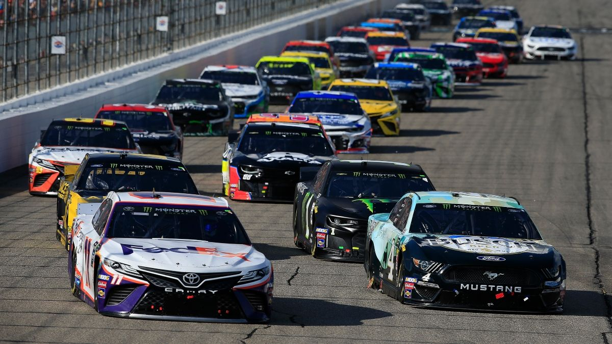 NASCAR at New Hampshire Odds, Predictions: Best Future Bets for Sunday's Foxwoods Resort Casino 301 article feature image