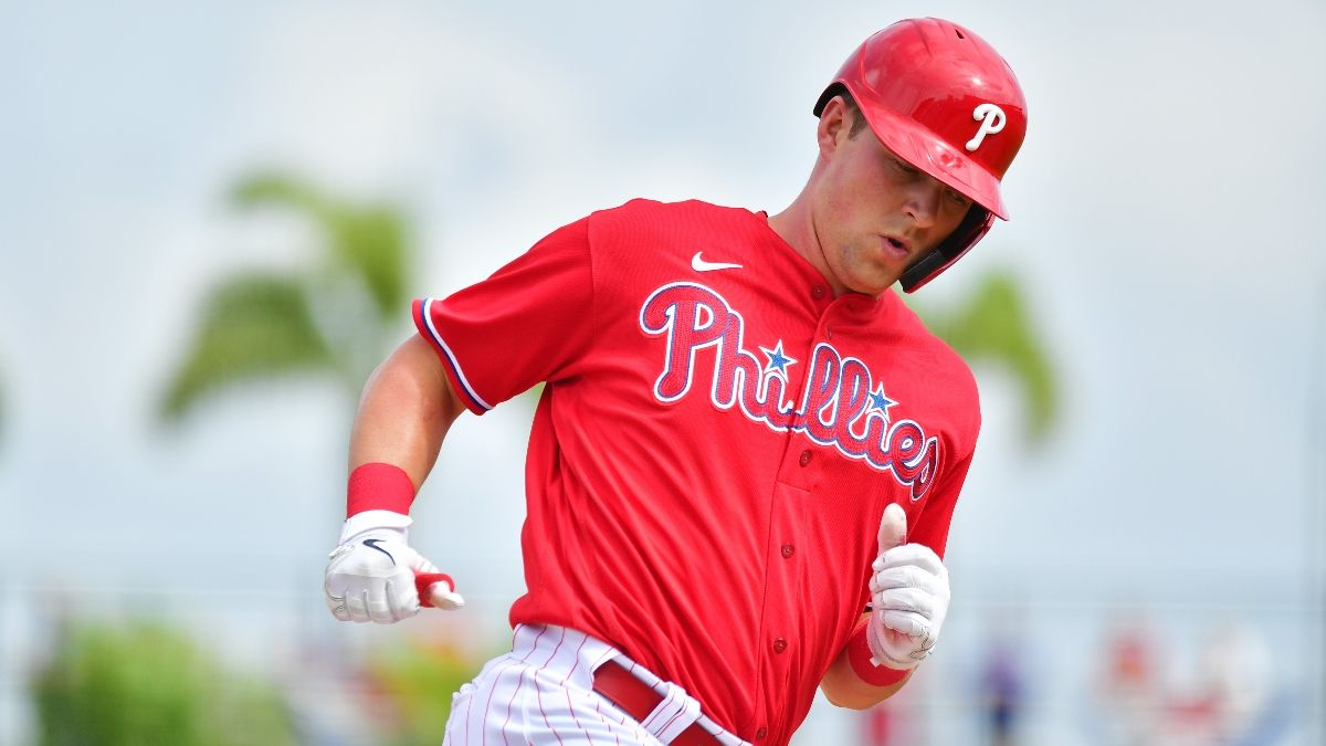 Philadelphia Phillies 2020 Betting Preview: Best Futures Odds & Season Projections article feature image