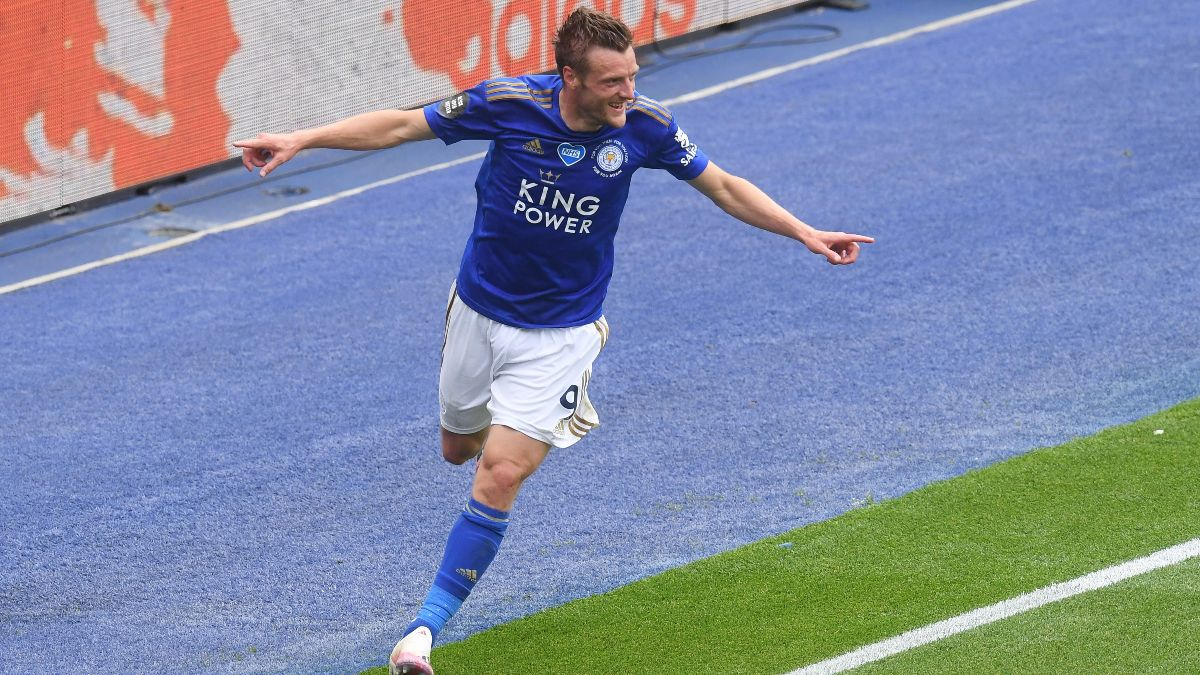 Sunday Premier League Betting Odds, Picks and Predictions: Leicester City vs. Tottenham  Preview (July 19) article feature image