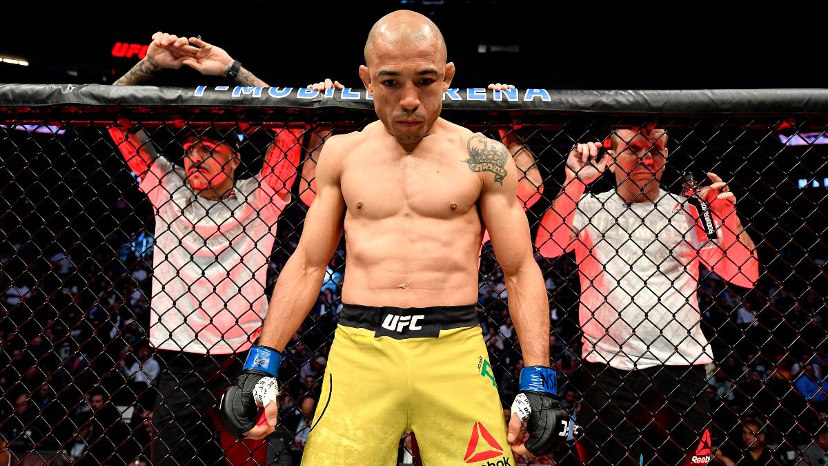 Petr Yan vs. Jose Aldo Odds, Pick & Prediction: Can the Legend Score a Title Fight Upset at UFC 251? article feature image