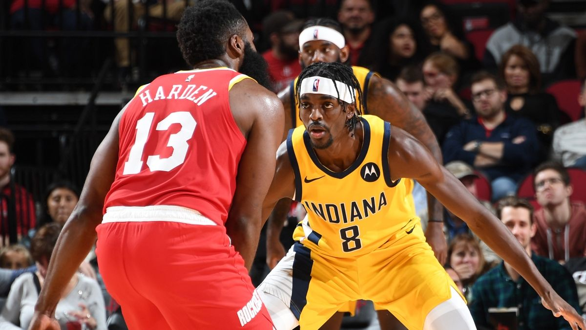 Wednesday NBA Betting Odds, Picks & Predictions: Pacers vs. Rockets (August 12) article feature image