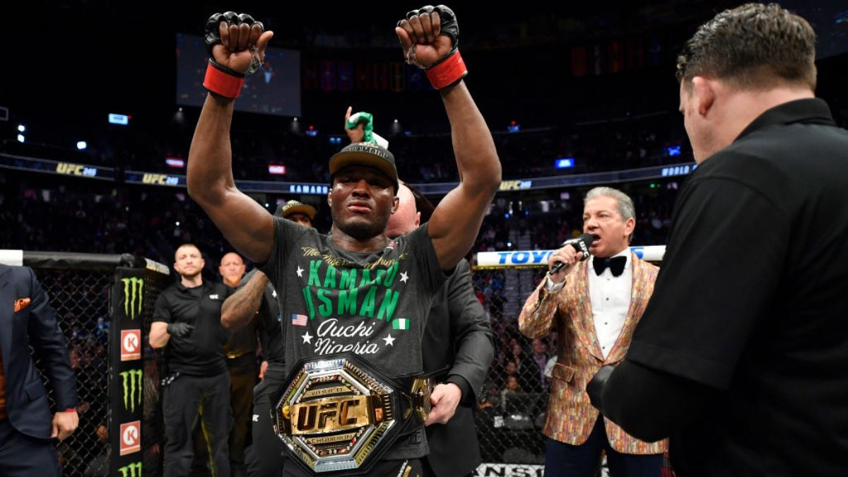 UFC 251 Odds Boosts, Promotions & Picks: Bet Kamaru Usman at +500 Odds! article feature image