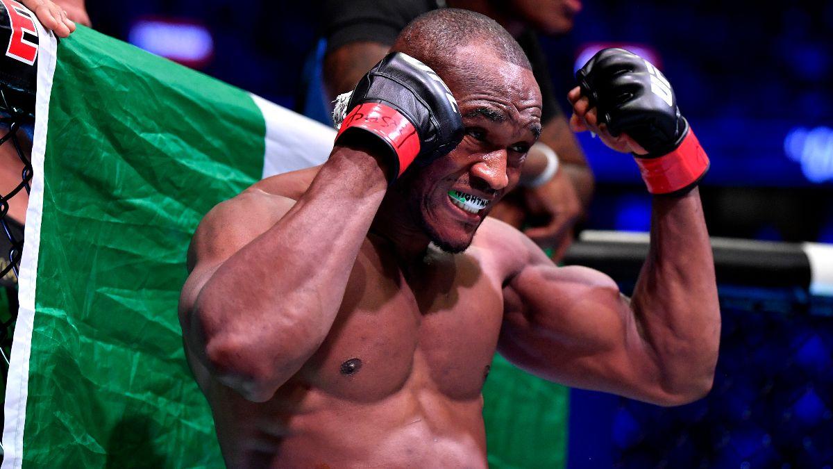 Kamaru Usman vs. Jorge Masvidal Pick, Prediction & Odds: Back Kamaru Usman to Grind Out a Win On the Cards article feature image