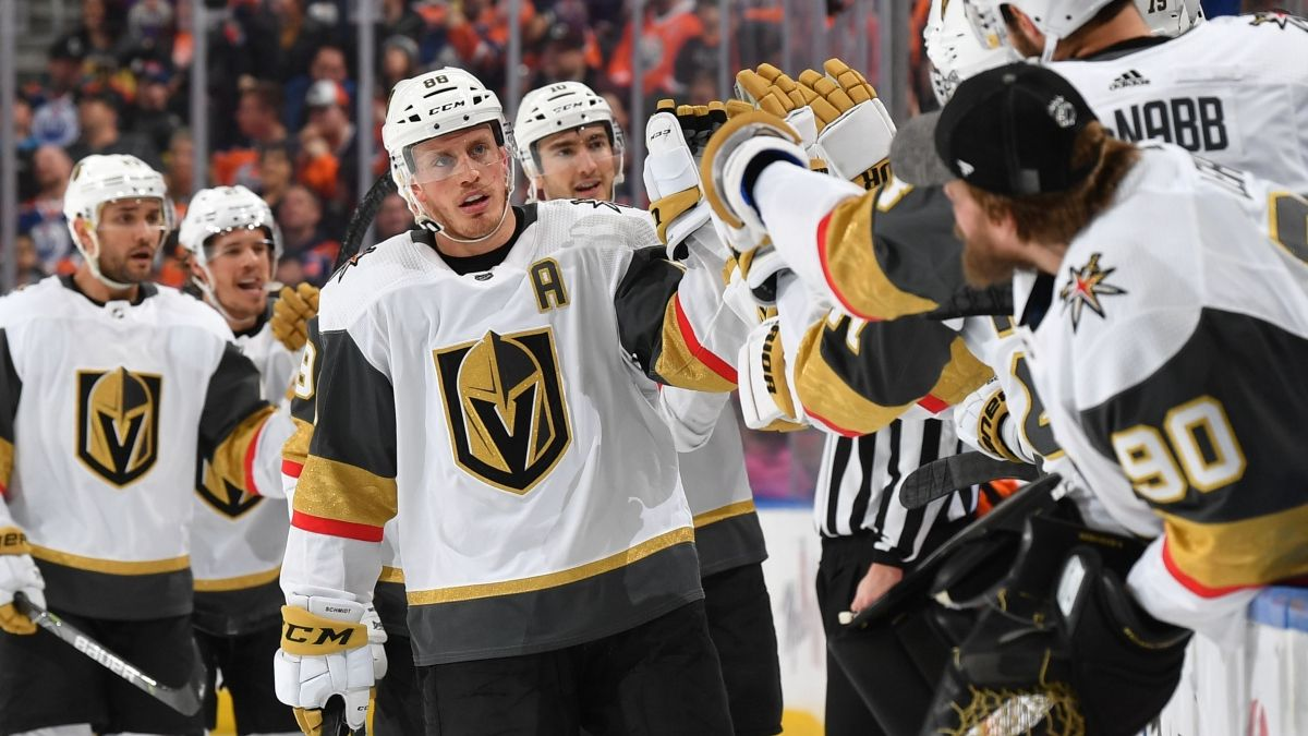 Golden Knights vs. Avalanche Odds & Pick: Vegas Looks Cheap on Saturday article feature image
